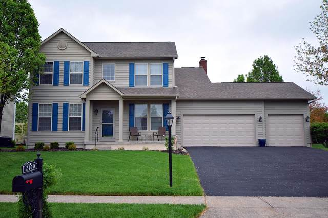 2150 Omaha Place, Lewis Center, OH 43035 (MLS #221014223) :: MORE Ohio