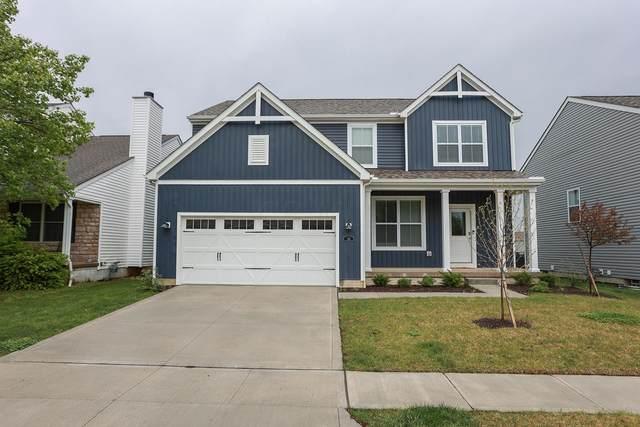 153 Salinger Drive, Lithopolis, OH 43136 (MLS #221014233) :: Exp Realty