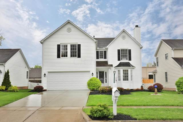 5824 Pine Wild Drive, Westerville, OH 43082 (MLS #221014245) :: The Raines Group