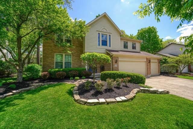 300 Whitaker Avenue N, Powell, OH 43065 (MLS #221014309) :: MORE Ohio