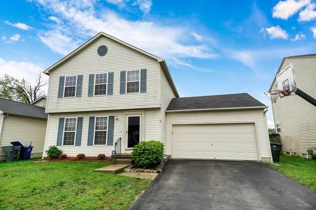 887 Radbourne Drive, Columbus, OH 43207 (MLS #221014314) :: Jamie Maze Real Estate Group