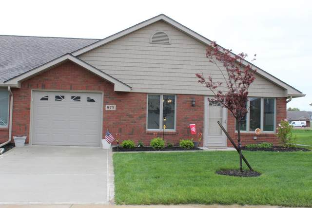 877 Hickory Hill, Marysville, OH 43040 (MLS #221014322) :: 3 Degrees Realty