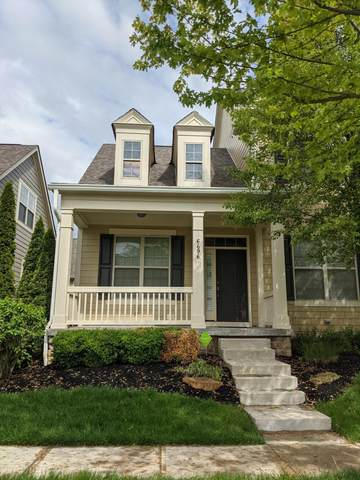 6696 Cooperstone Drive #28, Dublin, OH 43017 (MLS #221014323) :: Exp Realty