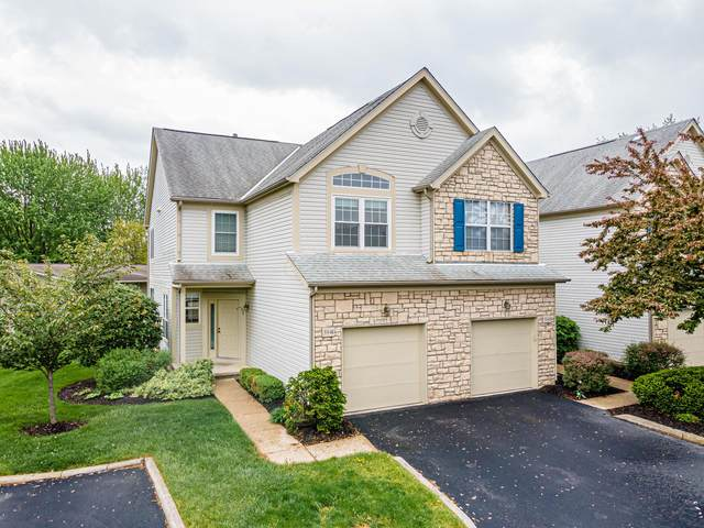 5541 Village Crossing, Hilliard, OH 43026 (MLS #221014354) :: The Willcut Group