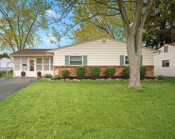 3625 Jo Ann Lane, Hilliard, OH 43026 (MLS #221014385) :: Signature Real Estate