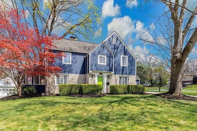 180 W Cooke Road, Columbus, OH 43214 (MLS #221014386) :: Jamie Maze Real Estate Group