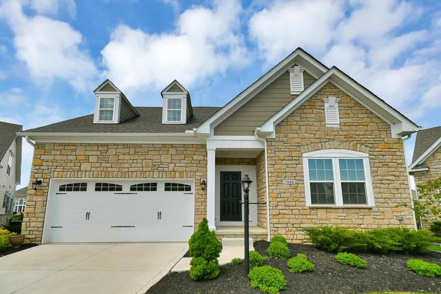 7046 Wind Rose Way 48-704, Dublin, OH 43016 (MLS #221014394) :: Jamie Maze Real Estate Group