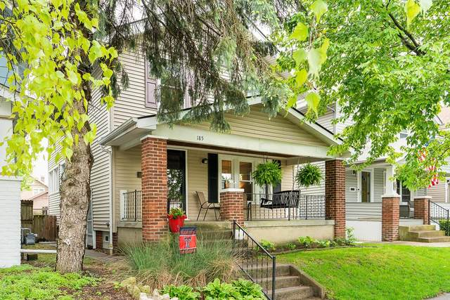 185 Frebis Avenue, Columbus, OH 43206 (MLS #221014410) :: RE/MAX ONE