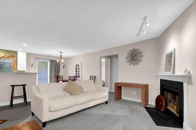 5307 Stonemeadow Avenue 5307-D, Columbus, OH 43220 (MLS #221014434) :: Jamie Maze Real Estate Group