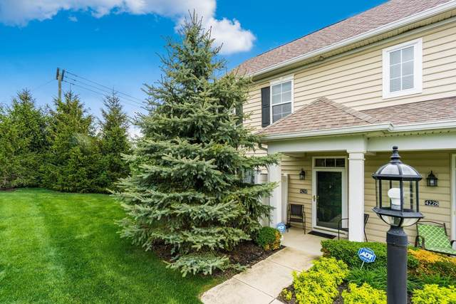 4230 Colister Drive 12-423, Dublin, OH 43016 (MLS #221014449) :: RE/MAX ONE