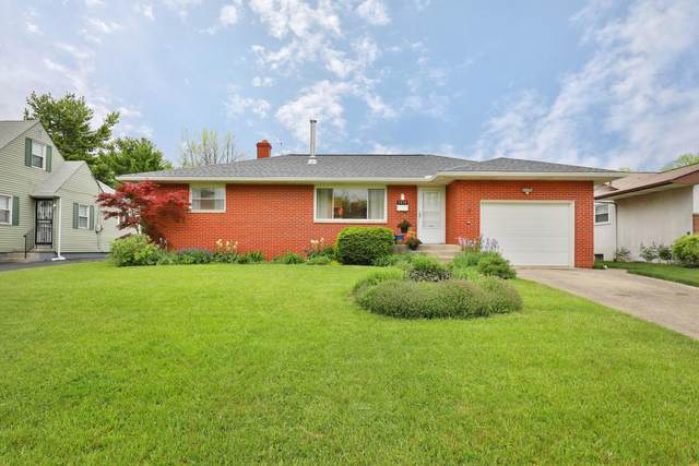 1470 Matthias Drive, Columbus, OH 43224 (MLS #221014450) :: Jamie Maze Real Estate Group