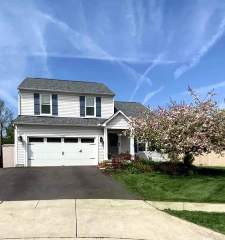 5115 Langcroft Drive, Hilliard, OH 43026 (MLS #221014459) :: RE/MAX ONE