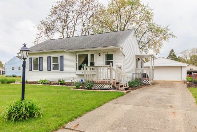 399 Sheryl Drive, Groveport, OH 43125 (MLS #221014462) :: RE/MAX Metro Plus