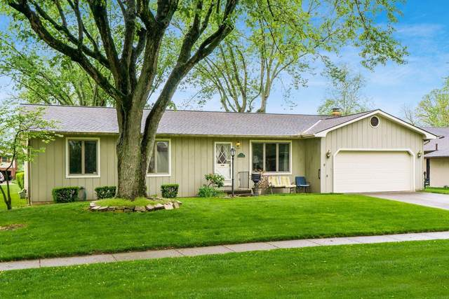 311 Finstock Way, Gahanna, OH 43230 (MLS #221014468) :: RE/MAX ONE
