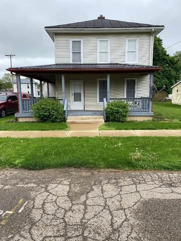 406 N Harrison Street, Mount Vernon, OH 43050 (MLS #221014485) :: Sam Miller Team