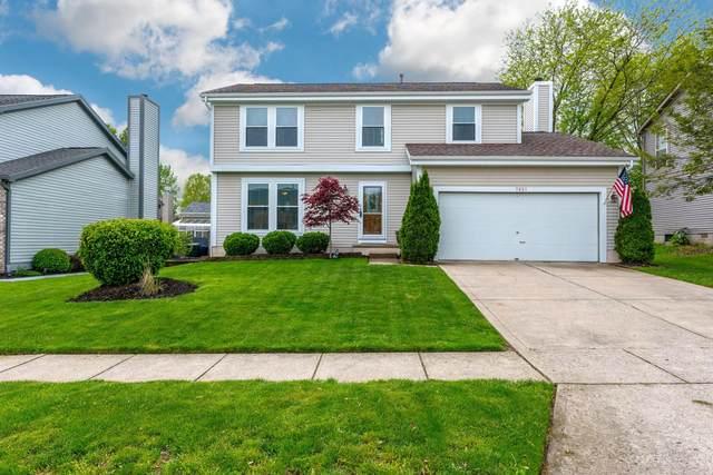 7651 Howell Park Drive, Pickerington, OH 43147 (MLS #221014501) :: MORE Ohio