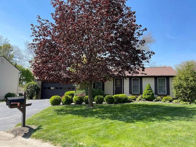 4575 Teton Court, Columbus, OH 43230 (MLS #221014521) :: The Tobias Real Estate Group