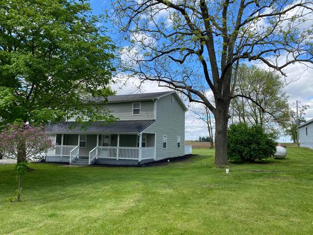 9191 W Lancaster Road, Jeffersonville, OH 43128 (MLS #221014543) :: Signature Real Estate