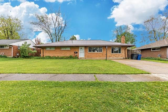 6605 Retton Road, Reynoldsburg, OH 43068 (MLS #221014559) :: Exp Realty