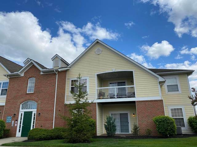 7702 S Essex Gate Drive #7720, Dublin, OH 43016 (MLS #221014575) :: Exp Realty