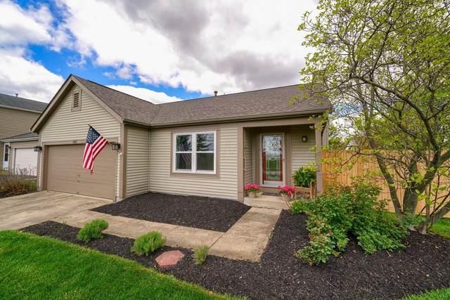 1362 Cinnamon Drive, Marysville, OH 43040 (MLS #221014585) :: Core Ohio Realty Advisors