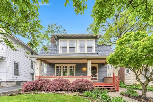 217 Crestview Road, Columbus, OH 43202 (MLS #221014591) :: Jamie Maze Real Estate Group