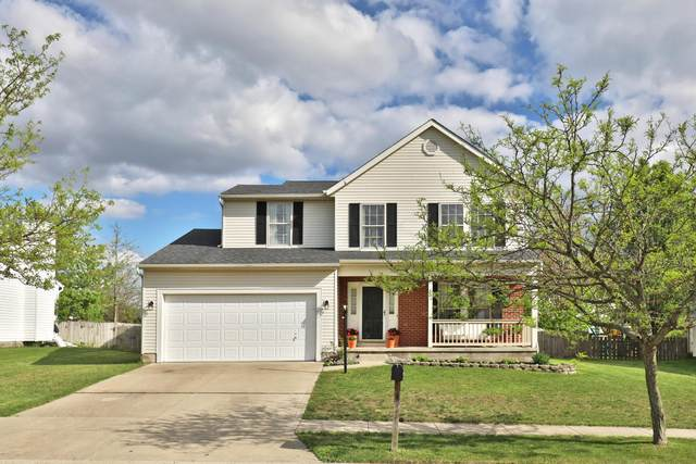 623 Rambling Brook Drive, Pickerington, OH 43147 (MLS #221014595) :: RE/MAX ONE