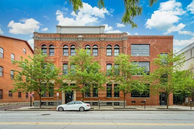 570 S Front Street #108, Columbus, OH 43215 (MLS #221014604) :: Jamie Maze Real Estate Group