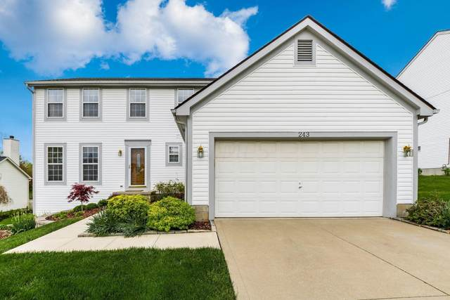 243 Trail Court, Newark, OH 43055 (MLS #221014615) :: Jamie Maze Real Estate Group