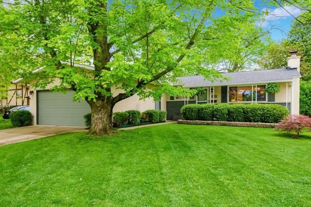 5489 N Meadows Boulevard, Columbus, OH 43229 (MLS #221014618) :: Jamie Maze Real Estate Group