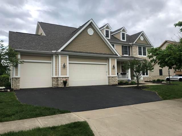 6674 Baronscourt Loop, Dublin, OH 43016 (MLS #221014619) :: Core Ohio Realty Advisors