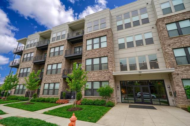 751 N 6th Street #401, Columbus, OH 43215 (MLS #221014626) :: Exp Realty