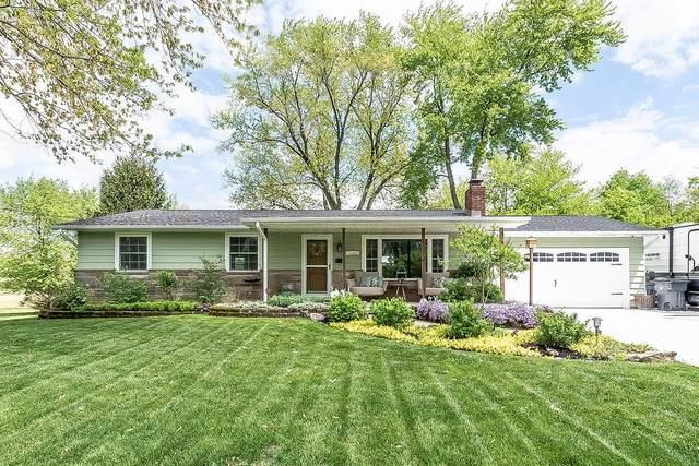 336 Michael Street, Centerburg, OH 43011 (MLS #221014634) :: Jamie Maze Real Estate Group