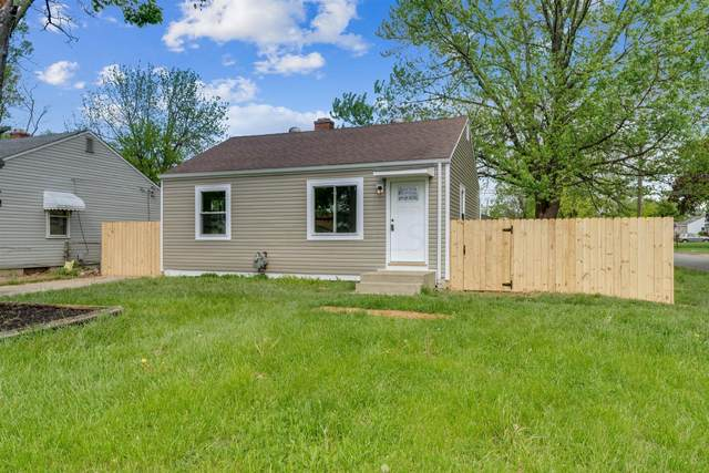 2712 Homecroft Drive, Columbus, OH 43211 (MLS #221014635) :: Jamie Maze Real Estate Group
