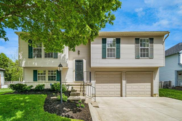 4654 Brownstone Drive, Hilliard, OH 43026 (MLS #221014639) :: Exp Realty