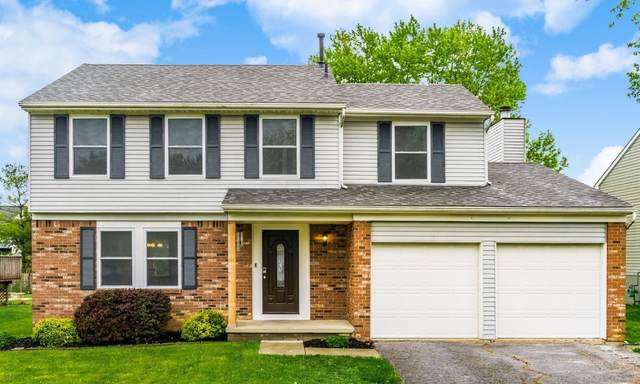2584 Willow Park Road, Grove City, OH 43123 (MLS #221014663) :: Jamie Maze Real Estate Group
