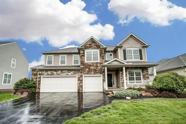 1358 Fairway Drive, Grove City, OH 43123 (MLS #221014677) :: Exp Realty
