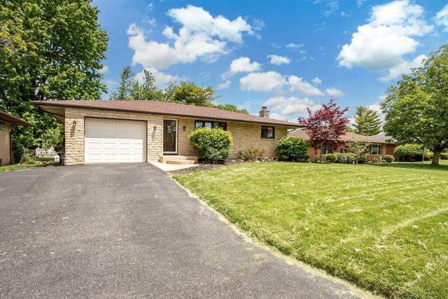 5172 Bigelow Drive, Hilliard, OH 43026 (MLS #221014679) :: LifePoint Real Estate