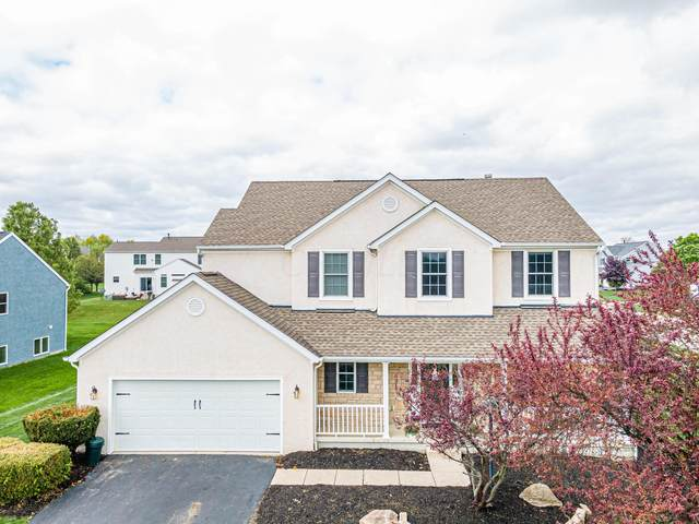 6738 Veronica Place, Lewis Center, OH 43035 (MLS #221014742) :: Exp Realty