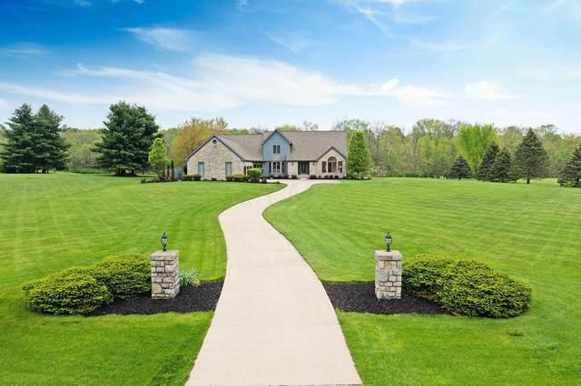 1390 Bean-Oller Road, Delaware, OH 43015 (MLS #221014754) :: Jamie Maze Real Estate Group