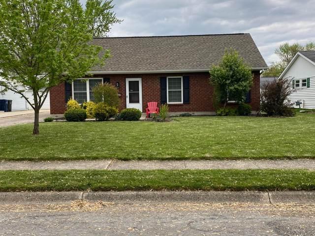 4370 Wayne Street, Hilliard, OH 43026 (MLS #221014769) :: Exp Realty