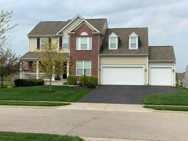4823 Lynn Drive, Galena, OH 43021 (MLS #221014772) :: Jamie Maze Real Estate Group