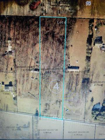 4545 County Road 23, Cardington, OH 43315 (MLS #221014807) :: The Tobias Real Estate Group