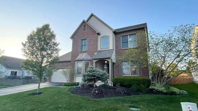1888 Woodside Drive, Marysville, OH 43040 (MLS #221014813) :: The Jeff and Neal Team | Nth Degree Realty