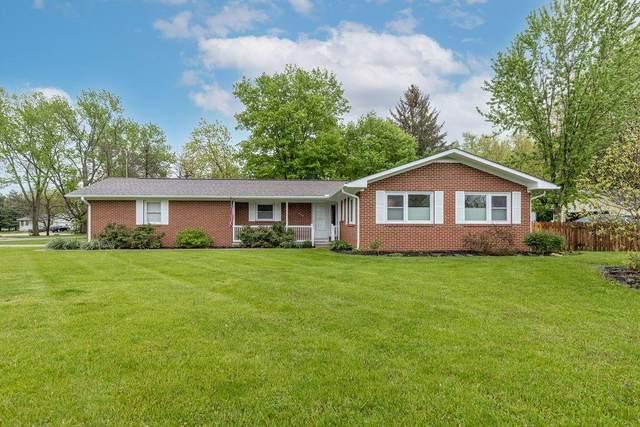 408 N Walnut Street, Galena, OH 43021 (MLS #221014820) :: Jamie Maze Real Estate Group