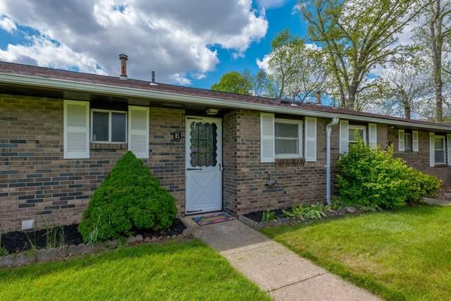 2300 N Woodbrook Circle E, Columbus, OH 43223 (MLS #221014823) :: The Raines Group