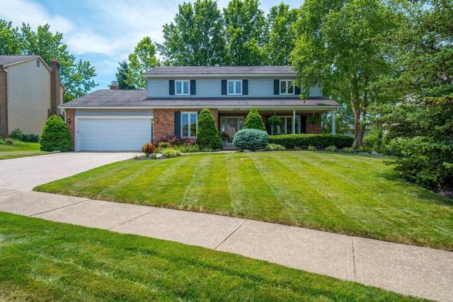 1059 Lyndale Drive, Westerville, OH 43081 (MLS #221014825) :: Jamie Maze Real Estate Group