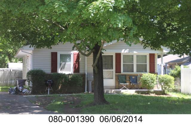 204 E Walnut Street, Westerville, OH 43081 (MLS #221014833) :: The Raines Group