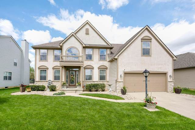 442 Trail W, Etna, OH 43062 (MLS #221014841) :: The Raines Group