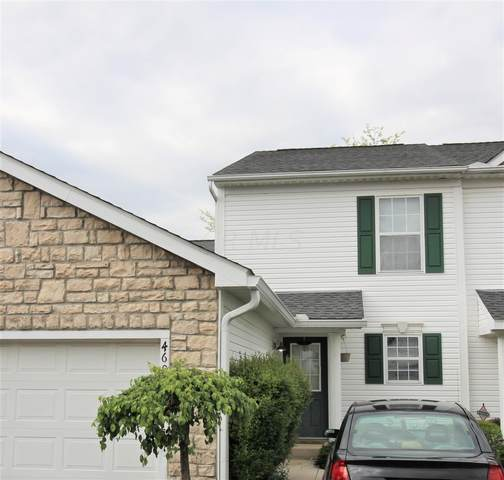 4698 Cadmus Drive 32B, Columbus, OH 43228 (MLS #221014850) :: Jamie Maze Real Estate Group